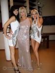 Ирина Билые с девочками из балета Ирой и Светой