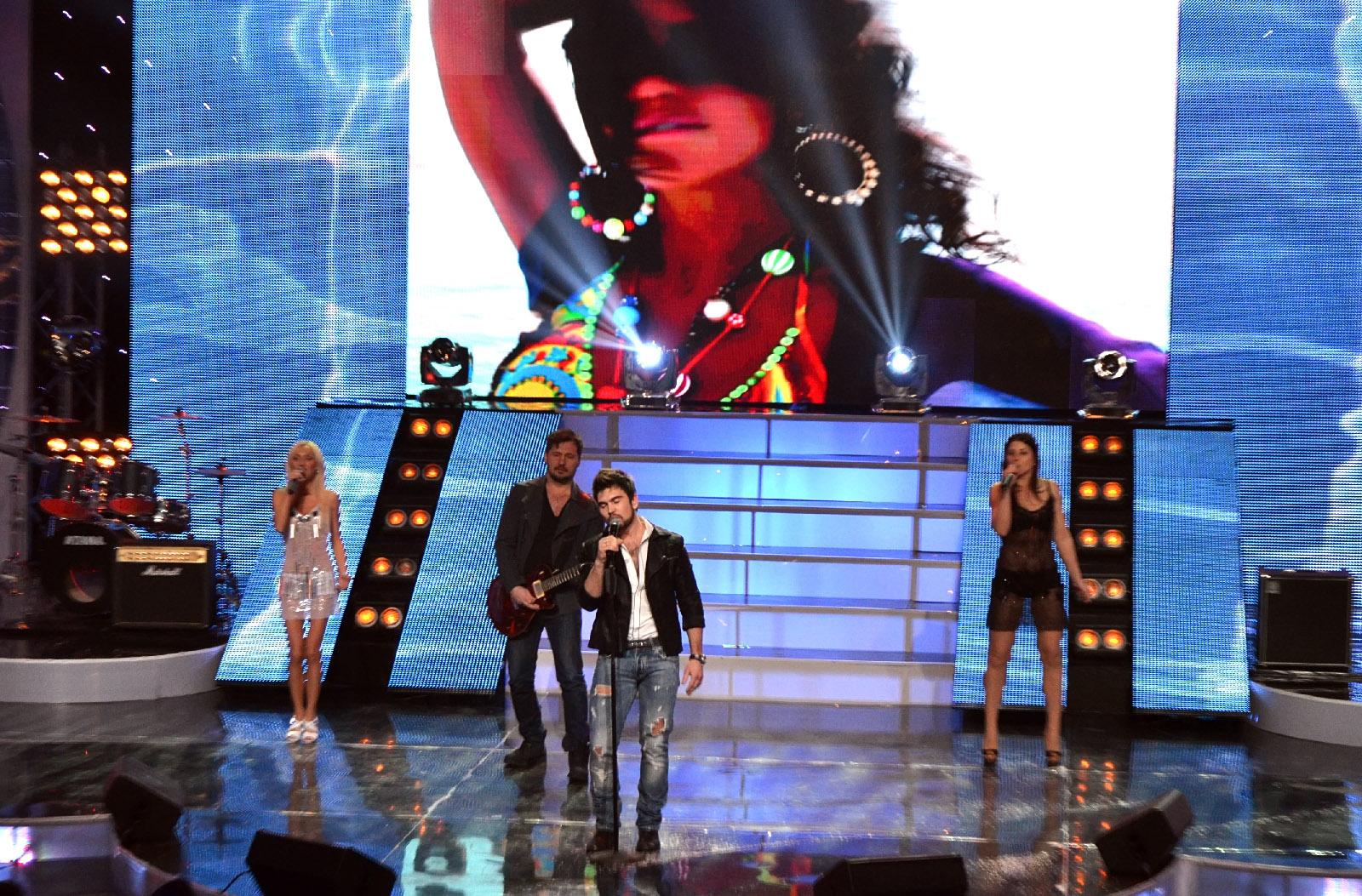Евровидение, финальный отбор в Украине