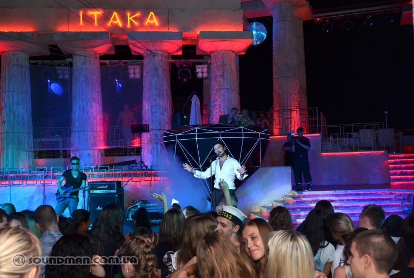 Концерт в Итаке. Василий Бондарчук.