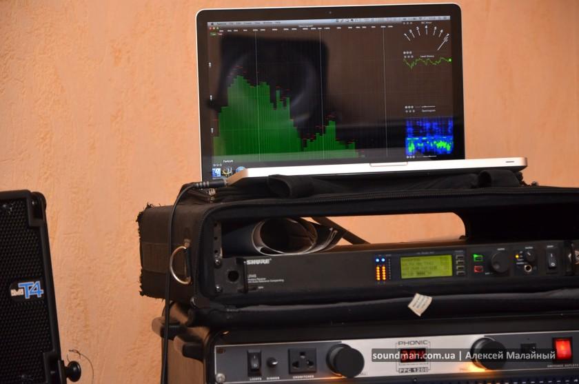 Тестирование вокальных динамических микрофонов