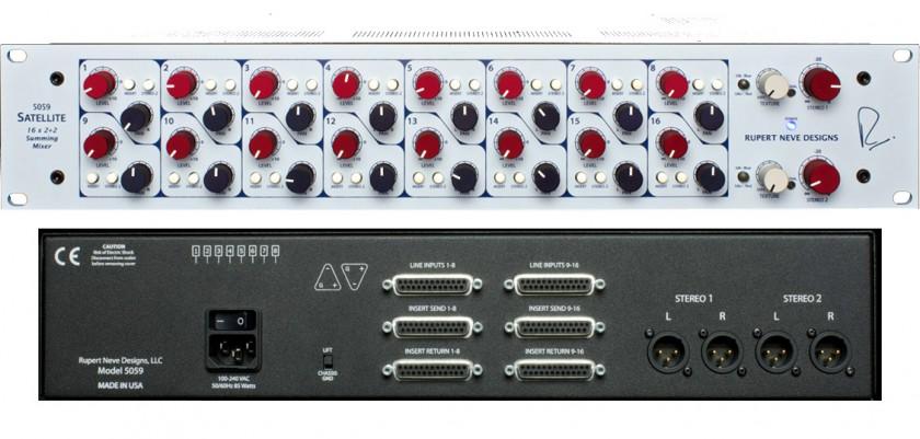 Rupert Neve Designs 5059 Satellite Mixer