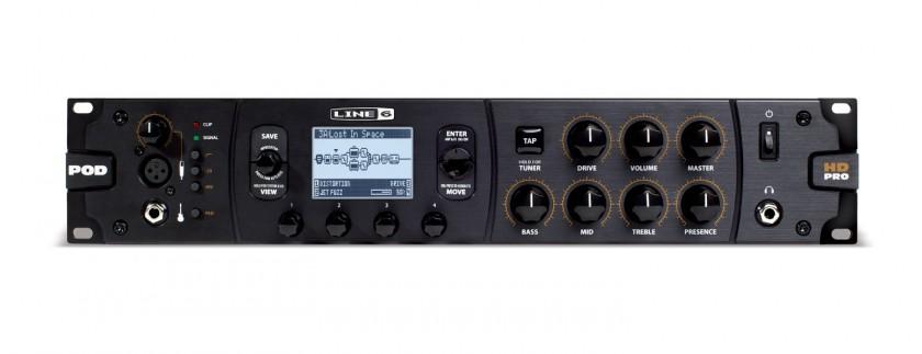Line 6 POD HD Pro Guitar Processor/Amp Simulator