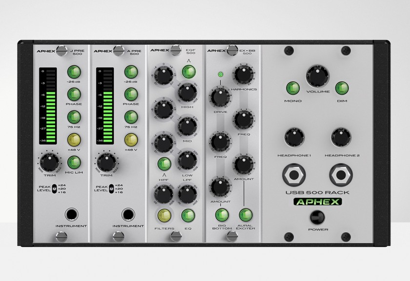 Aphex USB 500 Rack