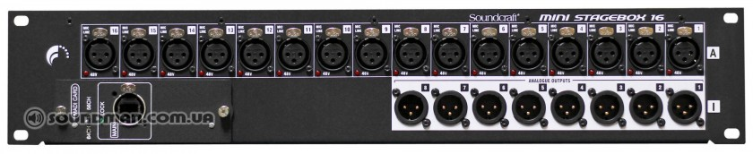 Soundcraft  Mini Stagebox 16