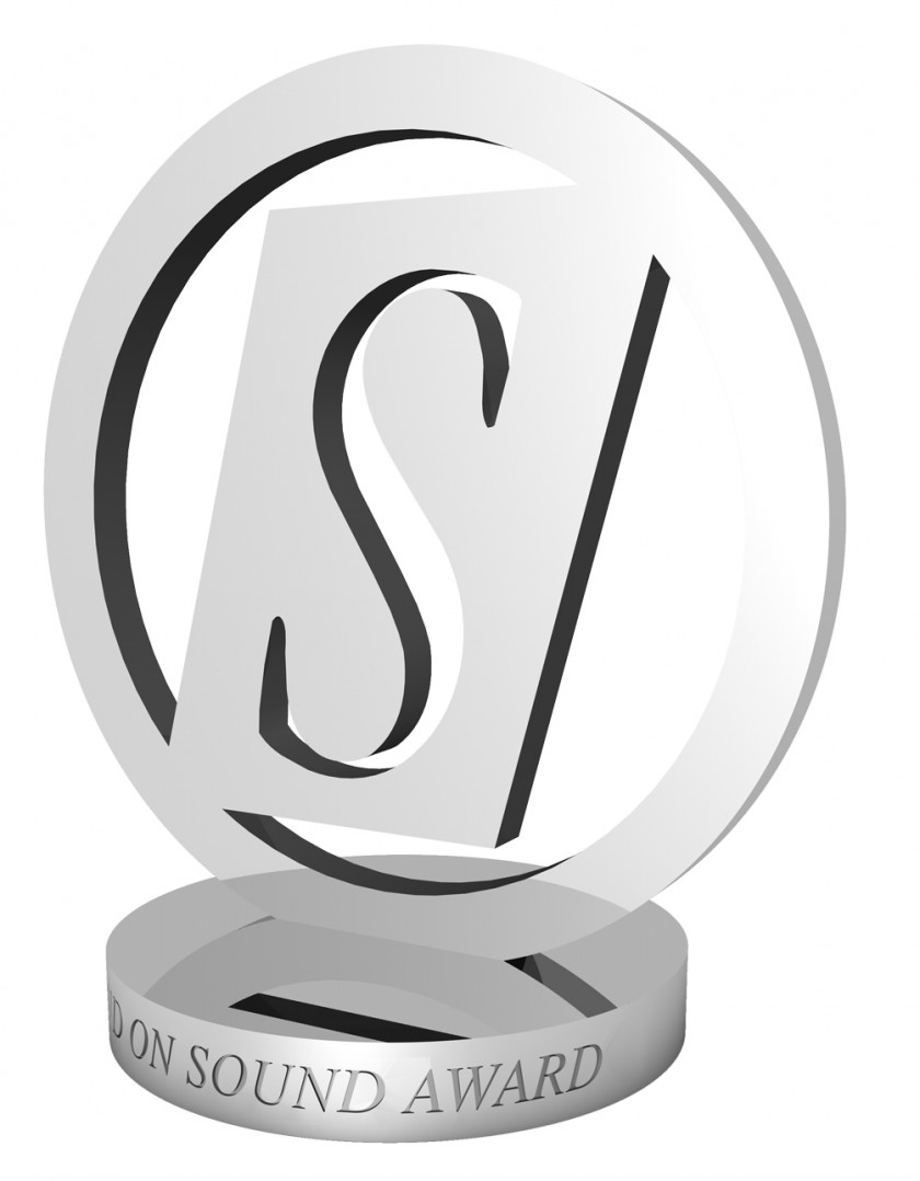 Sound on Sound Award 2013