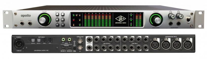 Universal Audio Apollo High Resolution Audio Interface