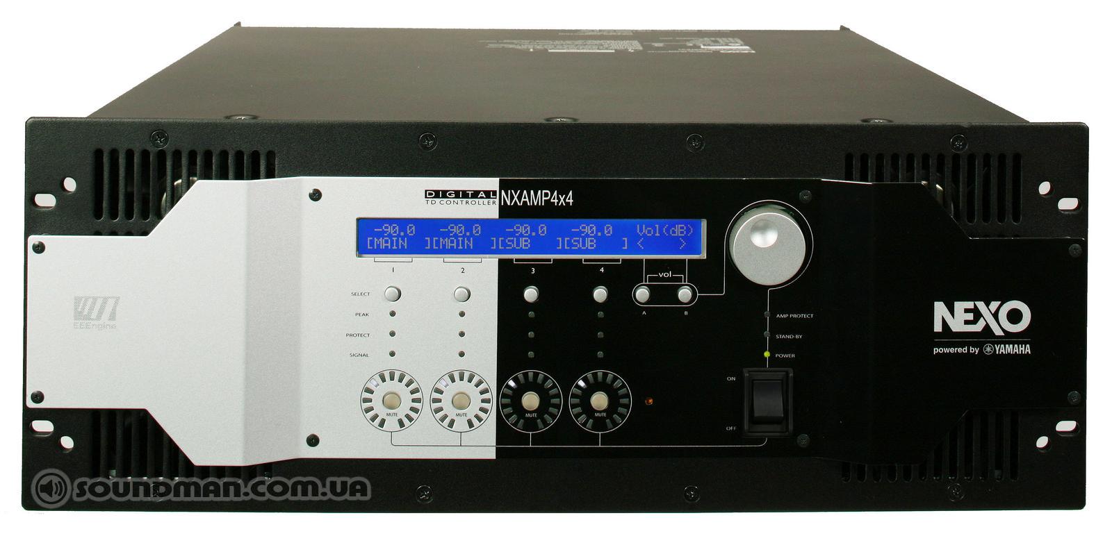 NEXO NXAMP Powered TD Controller