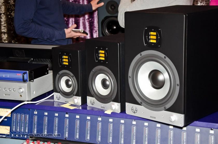 Часть линейки EVE Audio