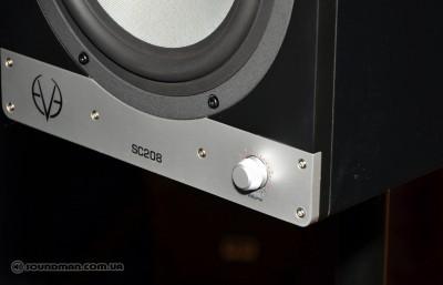 Управление громкостью и DSP EVE Audio