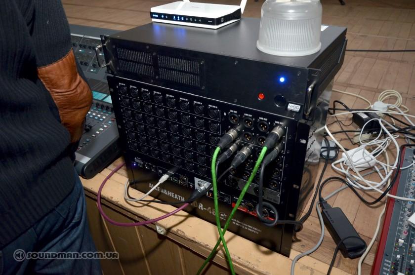 Семинар по цифровым консолям Allen & Heath GLD и iLive (9)