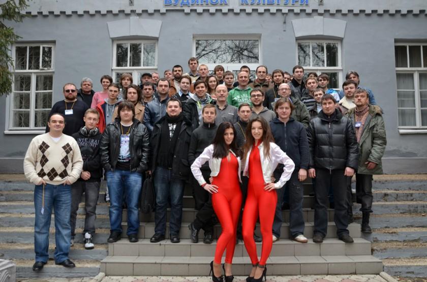 Коллективное фото с семинара