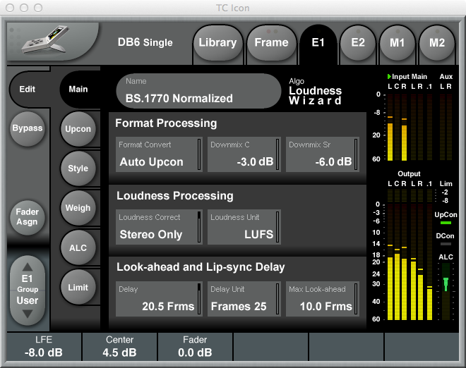 T.C.Electronic DB6