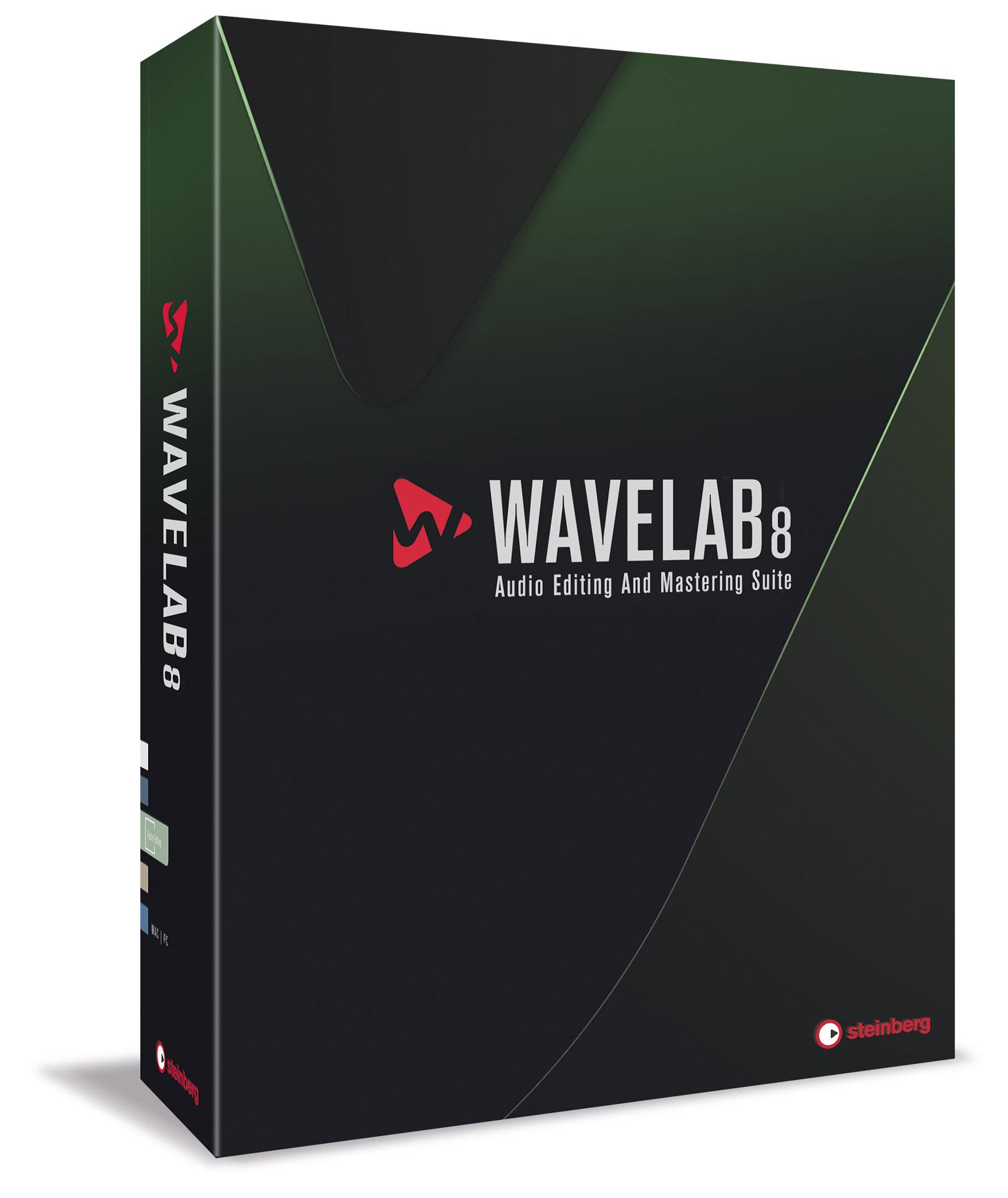 WaveLab 8