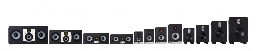 EVE Audio Product Family