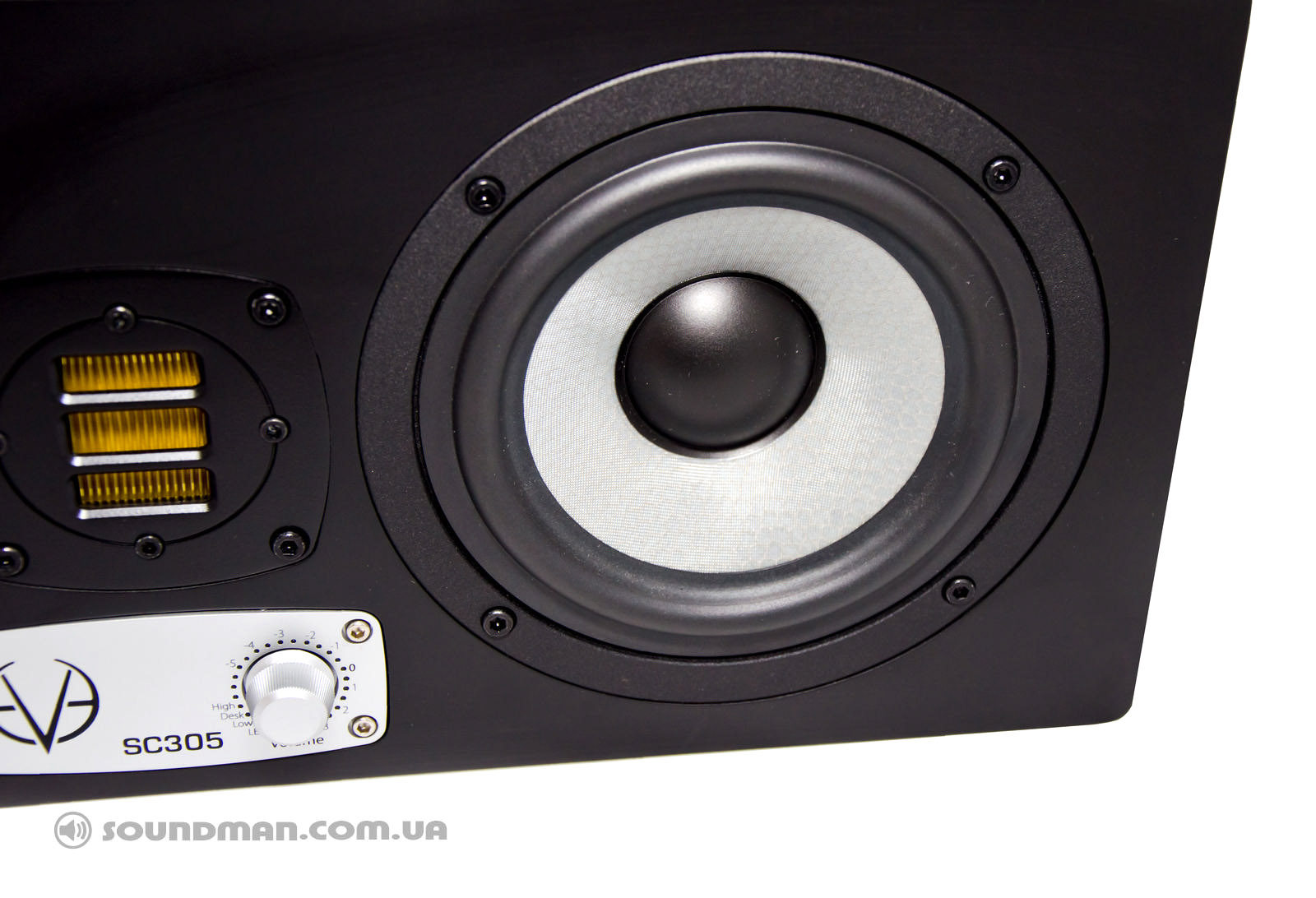EVE Audio SC305 (Тестирование)