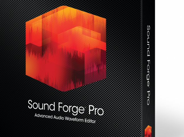 Sound Forge 11