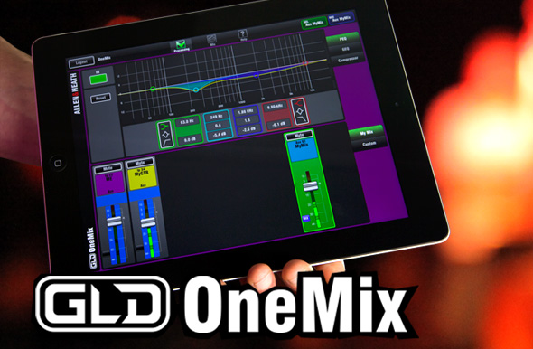 Allen & Heath GLD OneMix