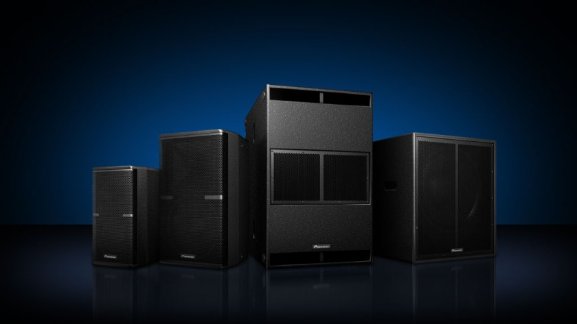 Pioneer Professional Sound XY Series