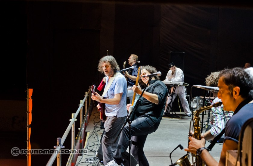 Эмир Кустурица и No Smoking Orchestra (Выступление в Одессе 2013)