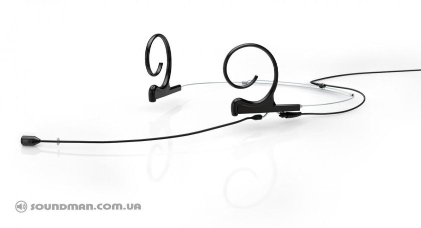 DPA d:fine D88 dual-ear Black