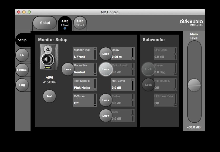 air-control-monitor-setup