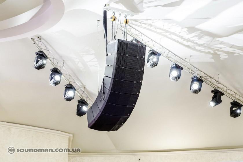 "Инсталляция Clair Brothers в концерт-холле ""Одесса"" (13)"