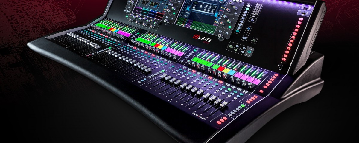 Allen & Heath dLive: