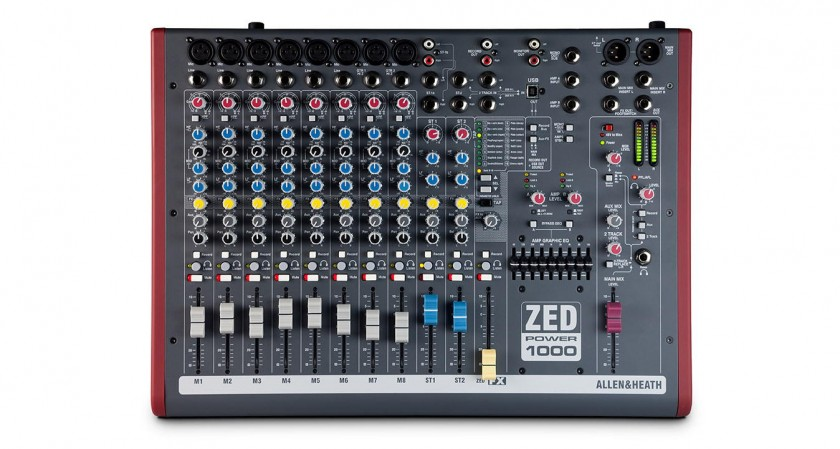 Allen & Heath ZED Power 1000