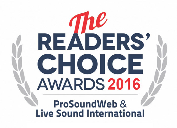 Readers Choice awards Prodance 2016