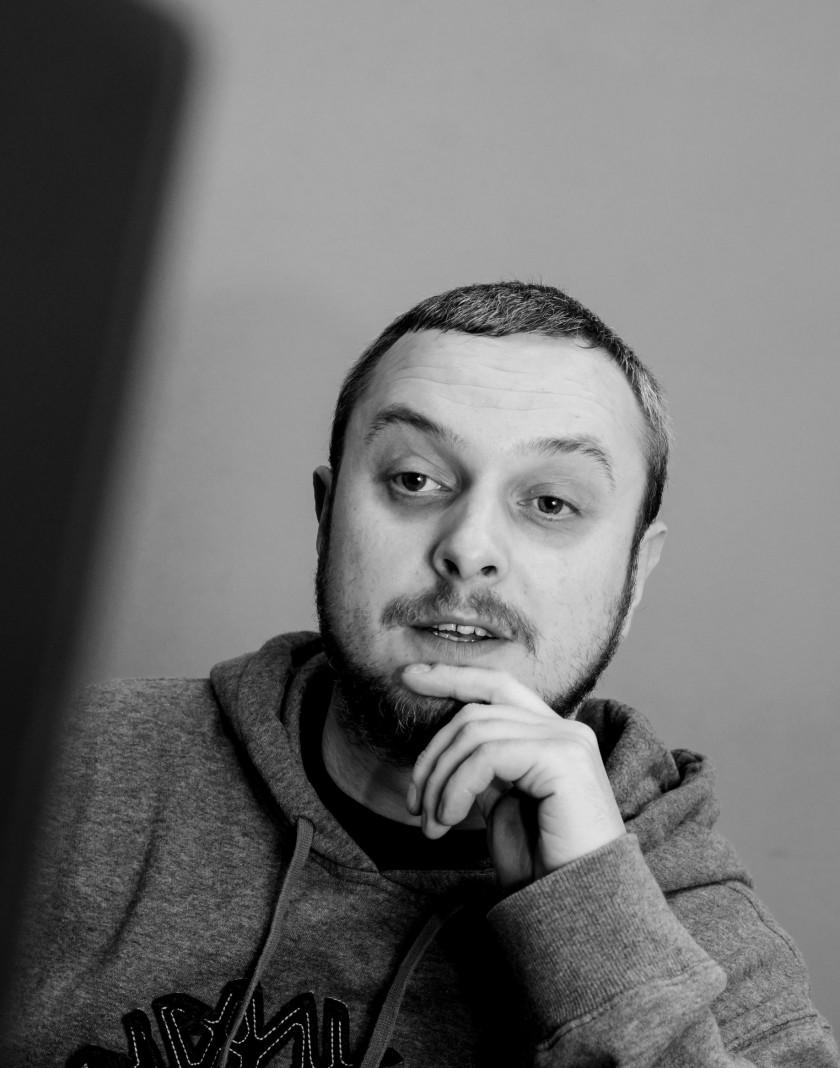 Константин Клековкин. Звукорежиссер hromadske.tv