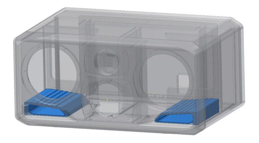 ADAM Audio S-series bass-reflex-system