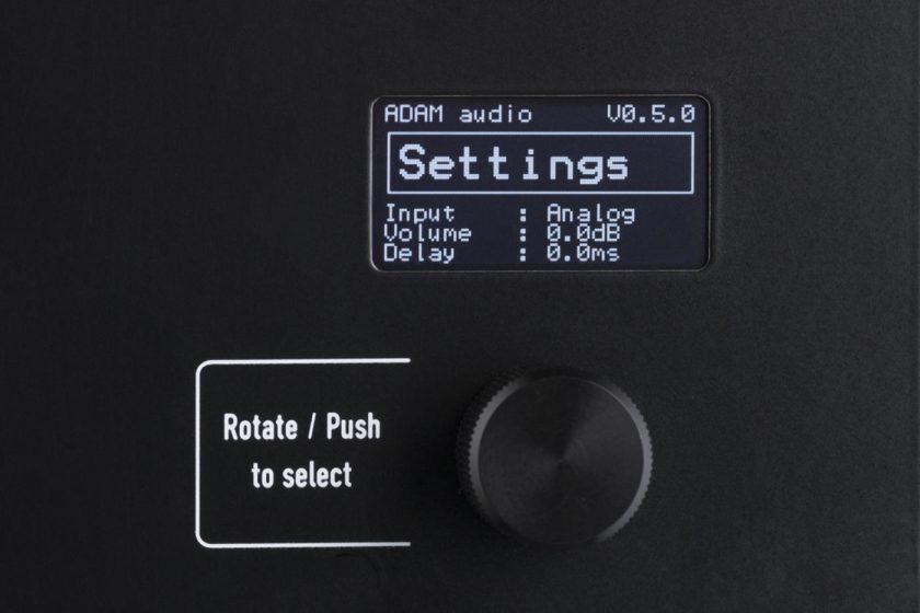 ADAM audio DSP module