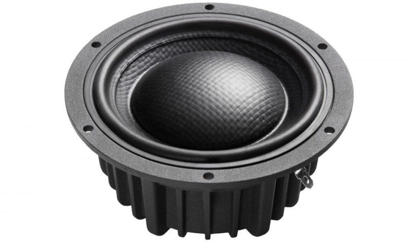 ADAM audio midrange driver dch