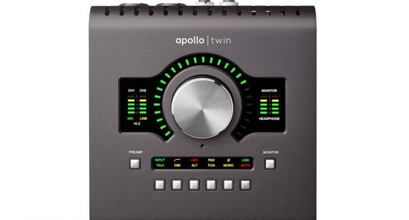 Universal Audio Apollo Twin Mk II
