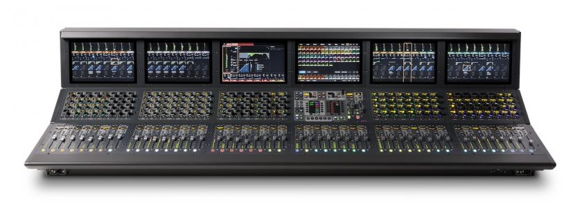 Avid VENUE | S6L Unified Live Sound Platform 48D
