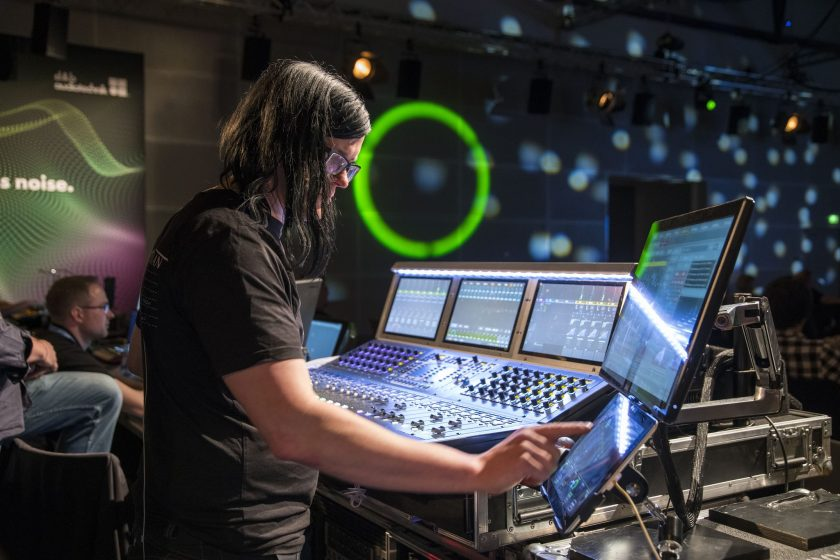 DiGiCo, Avid and Lawo join the d&b Soundscape