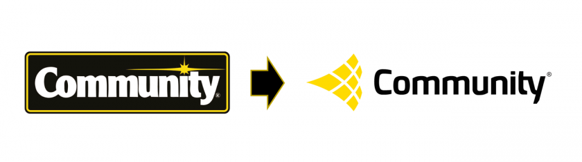 Community Logo Change
