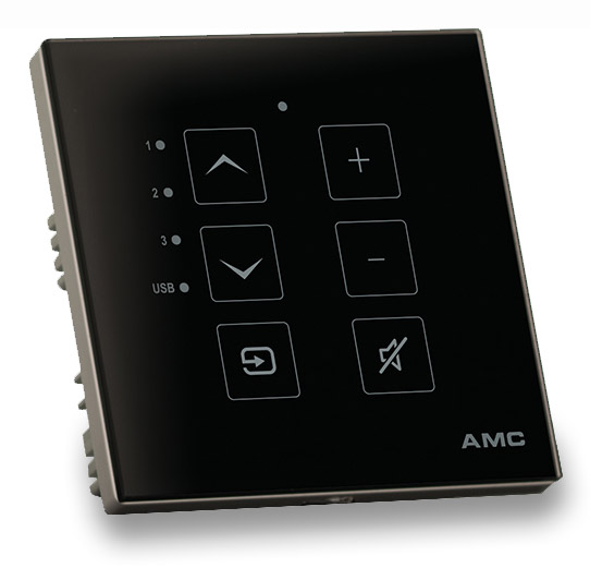 WC iMIX touchpad controller