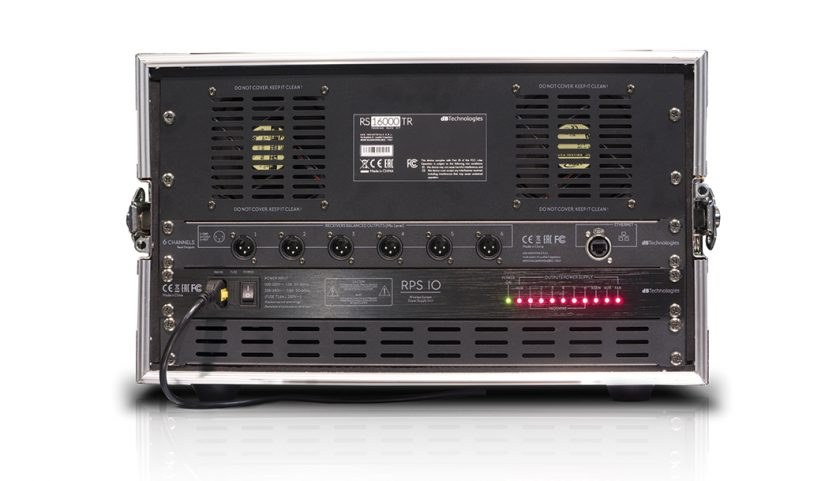 dBTechnologies RS16000 Touring Rack