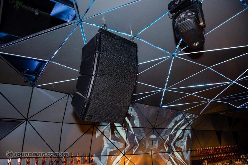 SkyBar - d&b audiotechnik
