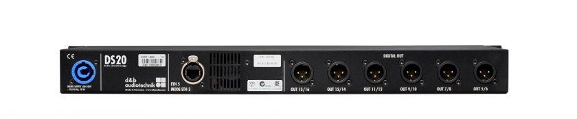 DS20 Audio network bridge
