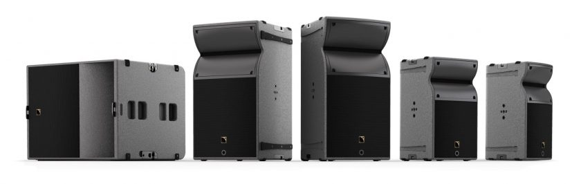 L-Acoustics New ARCS Family