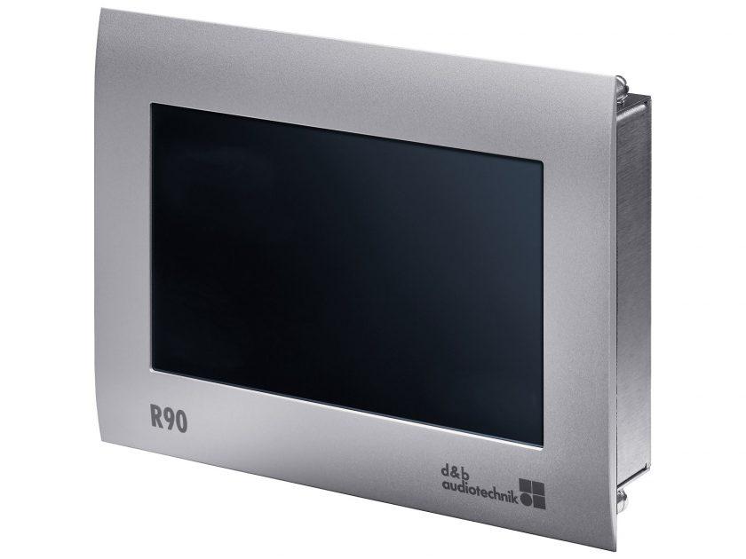 d&b audiotechnik R90 Touchscreen remote control