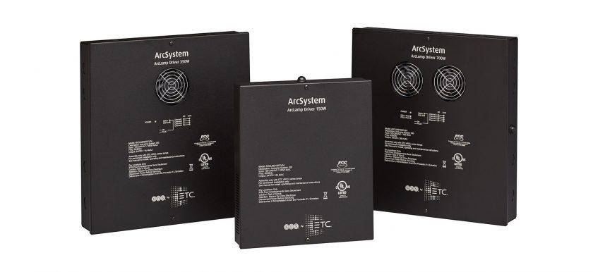 ETC ArcSystem ArcLamp Driver