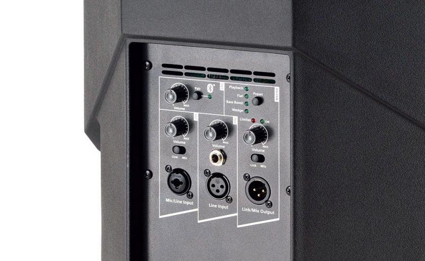 dBTtechnologies SYA 15 панель управления