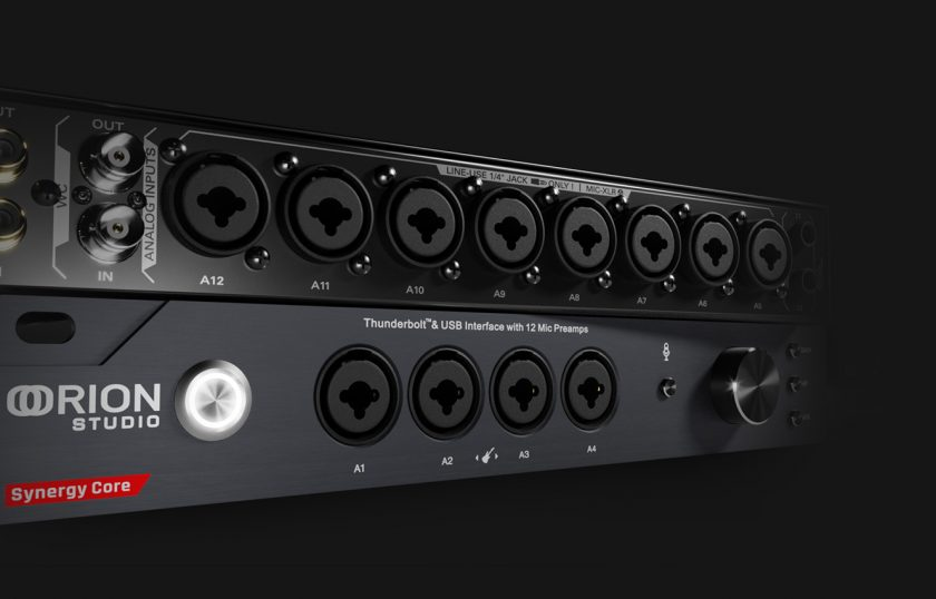 Antelope Audio Оrion Studio Synergy Core