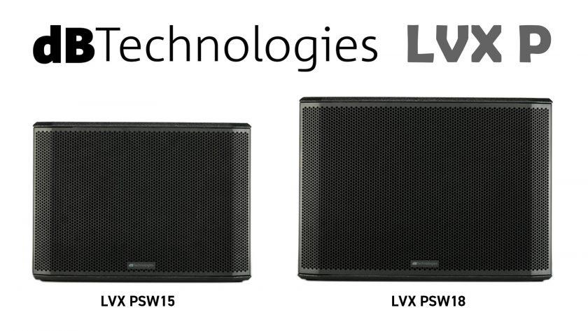 dBTechnologies LVX PSW