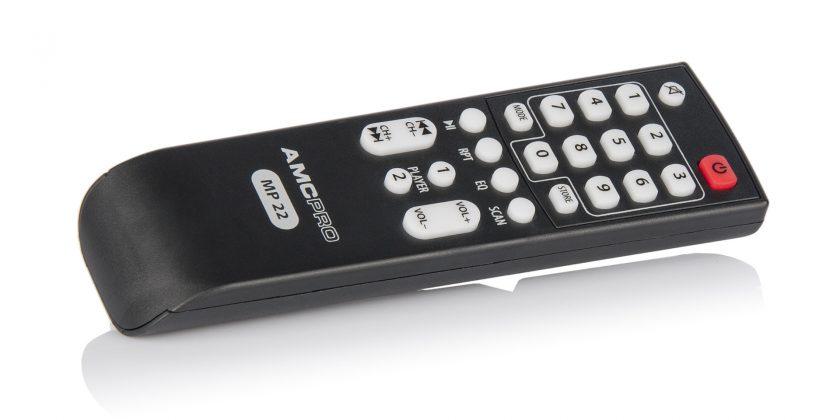 AMC MP22 remote