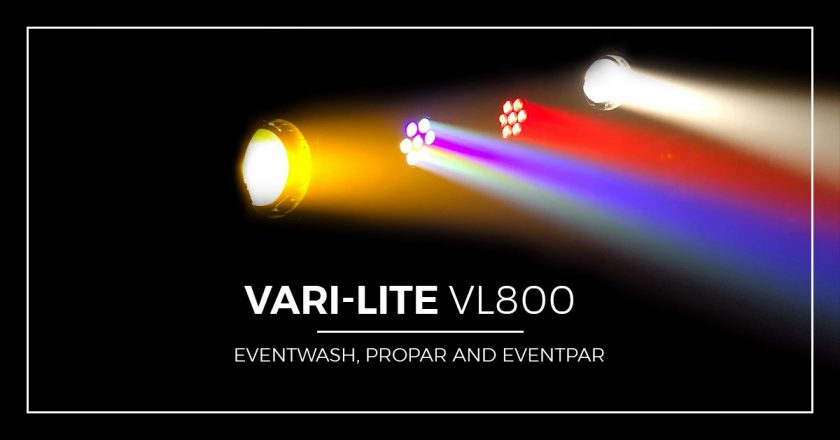 Vari-lite VL800