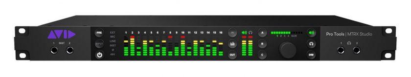Avid Pro Tools MTRX Studio